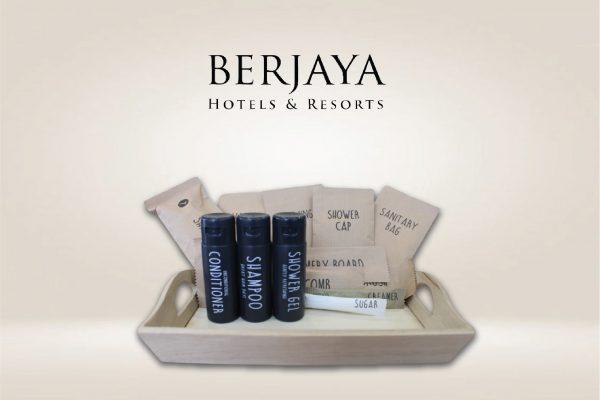 Berjaya Hotel E Banner